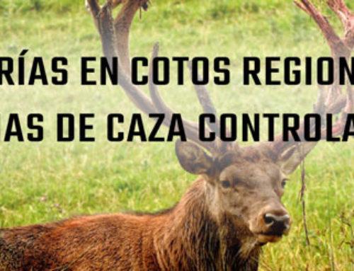 Cacería por daños en Río Camba (León) (22-02-2018) Listado de participantes