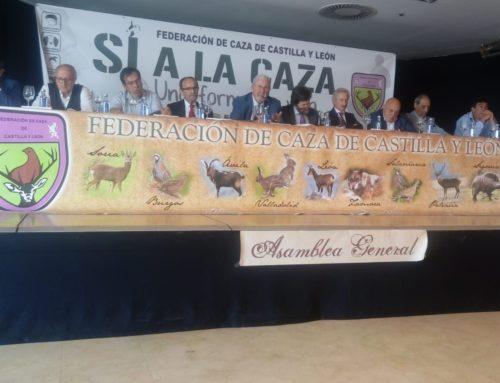 Asamblea General y Fiesta de la Caza
