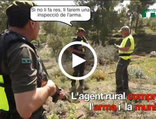 Indignación de los cazadores catalanes con un vídeo de la Generalitat por criminalizarlos