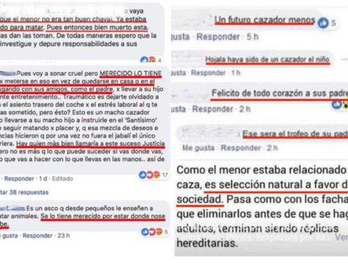 Asaja condena los comentarios e insultos por la muerte de un menor en un accidente de caza en Valladolid
