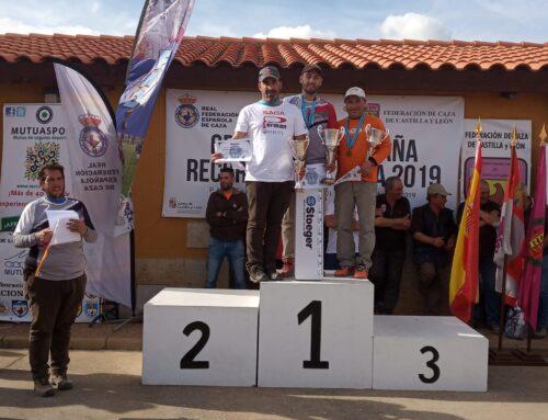 Gonzalo García Barrio, ganador del Gran Prix FITASC de España de Recorridos de Caza, VII Copa Mutuasport