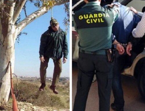 Primera detenida en España por sus mensajes de odio a cazadores