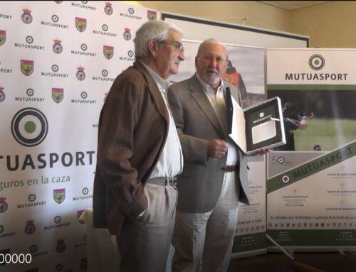 Homenaje de Mutuasport a sus mutualistas más veteranos